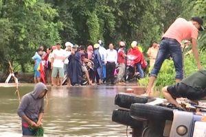 Đắk Lắk: Ngập lụt bao quanh hai huyện Ea Súp và Buôn Đôn
