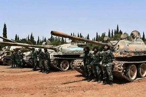 SAA tiến sát tới căn cứ chiến lược của nhóm khủng bố ở Idlib