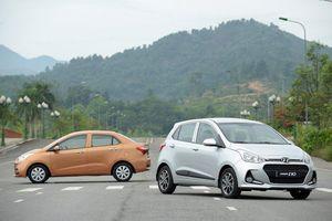 Accent và Grand i10 bán chạy, Hyundai tiêu thụ hơn 42.000 xe ở thị trường Việt Nam