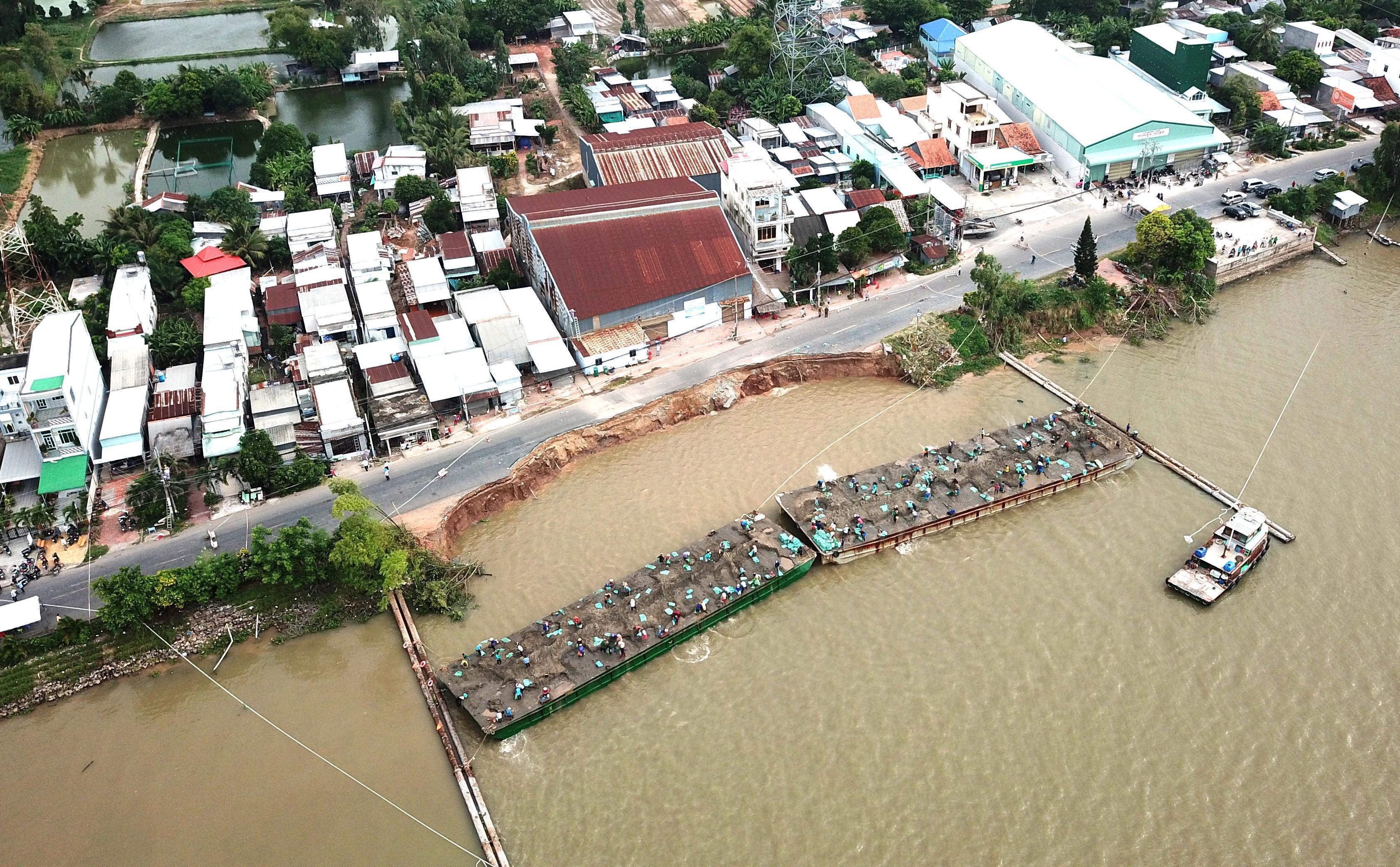 Đồng bằng sông Cửu Long: Đối diện thách thức - Bài cuối: Giải pháp nào để ứng phó?