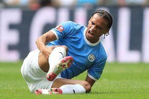 Leroy Sane không thể gia nhập Bayern vì chấn thương nặng