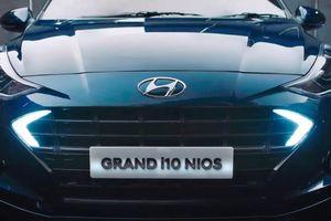 Hyundai Grand i10 bản cao cấp nhất lộ diện