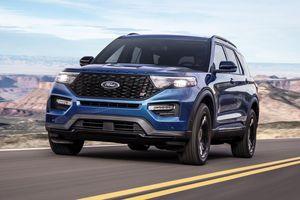 Đánh giá Ford Explorer 2020 - nhiều cải tiến cả thiết kế lẫn động cơ