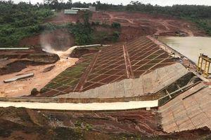 Sẽ nổ mìn điều tiết nước thủy điện Đắk Kar nếu không xử lý được sự cố