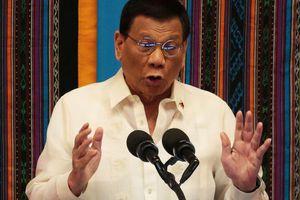 Philippines phản đối tàu Trung Quốc hiện diện ở vùng đặc quyền kinh tế