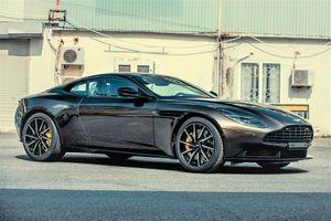 Siêu xe 'James Bond' Aston Martin DB11 giá hơn 16 tỷ cập bến VN