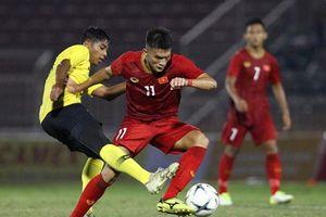 U18 Việt Nam thua đậm Australia ở giải Đông Nam Á