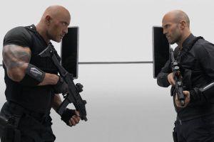 'Fast & Furious: Hobbs & Shaw' chưa có đối thủ tại phòng vé