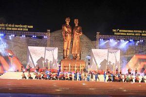 Liên hoan Quốc tế võ cổ truyền Việt Nam
