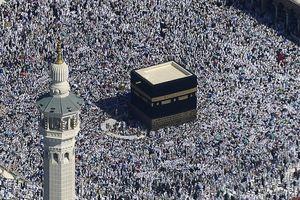 Hai triệu tín đồ Hồi giáo bắt đầu lễ hành hương về thánh địa Mecca
