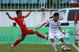 Hoàng Anh Gia Lai nhận thất bại 2-3 ngay trên sân nhà