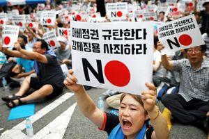 Nhật-Hàn hạ nhiệt căng thẳng thương mại