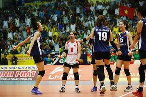 Nữ đấu chung kết VTV Cup, nam tranh hạng 9 châu Á