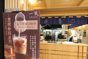 Trà sữa bùng nổ ở Hong Kong, giá thuê mặt bằng cắt cổ