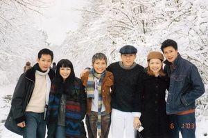 Thanh Thảo đăng ảnh 16 năm trước mừng sinh nhật Quang Dũng
