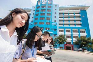 Điểm chuẩn trúng tuyển vào Trường ĐH Bách khoa TPHCM cao nhất 25,75 điểm