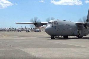 Hơn 100 máy bay C-130 của Mỹ không thể cất cánh do những vết nứt bất thường