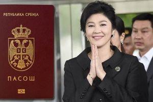 Serbia công nhận tư cách công dân đối với bà Yingluck Shinawatra