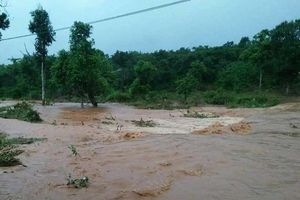 Một phụ nữ ở Đắk Nông bị nước cuốn tử vong