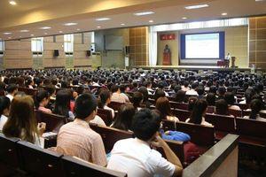 Bộ GD&ĐT hướng dẫn tổ chức 'Tuần sinh hoạt công dân – học sinh, sinh viên'