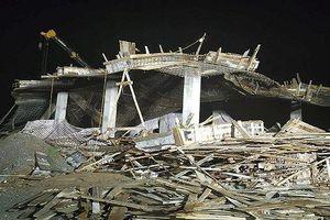 Tìm thấy nạn nhân mất tích trong vụ sập giàn giáo 8 người thương vong ở Hải Phòng