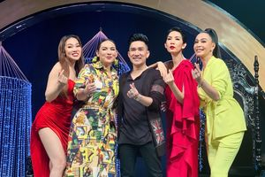 Trần Mỹ Ngọc làm host 'Duyên dáng Bolero' mùa 2