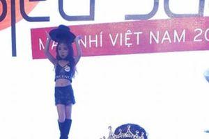 'Nàng thơ' xứ Thanh gây ấn tượng tại Siêu sao mẫu nhí Việt Nam 2019
