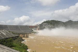 Đắk Nông: Thêm một thủy điện bị sự cố phải xả lũ khẩn cấp