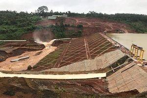 Đắk Nông: Thủy điện Đắk Sin 1 phải xả lũ khẩn cấp vì không đóng được cửa nhận nước