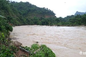 Thanh Hóa: Phát hiện thi thể 2 phụ nữ bị lũ cuốn trôi tại bản Sa Ná trên sông Mã