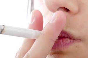 Chỉ một điếu thuốc lá mỗi ngày, người hút có nguy cơ mắc bệnh tim và đột quỵ cao hơn 50%