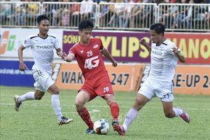 V.League 2019: Hoàng Anh Gia Lai thất bại 2 - 3 trước Viettel