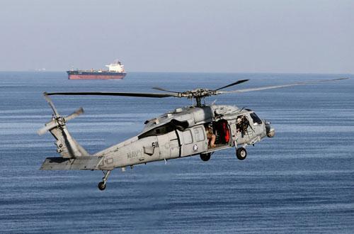 Mỹ nổi giận vì Hải quân Đức từ chối xuất hiện ở Eo biển Hormuz