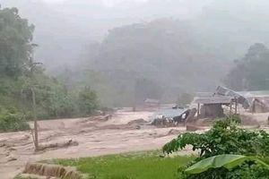 Thanh Hóa: Hai thi thể mất tích nổi ở Sông Mã và sông Luồng
