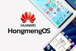 Huawei chính thức ra mắt hệ điều hành Hongmeng OS cho smartphone