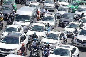 TP.HCM chỉ thu phí ô tô vào nội đô khi hạ tầng giao thông hoàn thiện