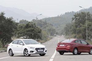 Mẫu xe Accent tiếp tục dẫn dắt doanh số bán xe Hyundai tại Việt Nam