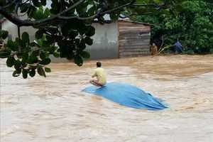 Nguy cơ vỡ đập thủy điện Đắk Kar, Bình Phước di dời 200 hộ dân