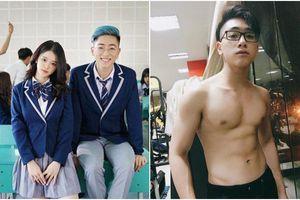 Chân dung hot boy 6 múi vừa trở thành người yêu của Linh Ka trong MV cover đứng top 1 trending