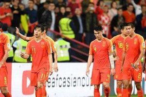 Tuyển Trung Quốc bị CĐV nhà chỉ trích trước vòng loại World Cup 2022