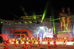 Bình Định: Liên hoan Quốc tế Võ cổ truyền Việt Nam lần thứ 7 năm 2019