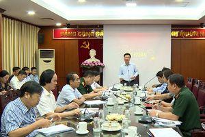 Chuẩn bị tốt nhất cho Cầu truyền hình trực tiếp 50 năm thực hiện Di chúc của Chủ tịch Hồ Chí Minh