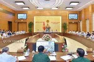 Công bố 15 Nghị quyết của Ủy ban thường vụ Quốc hội