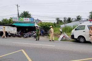 Vụ đoàn cưỡng chế bị tạt xăng ở Cà Mau: Tiếp tục truy tìm những đối tượng đang lẩn trốn