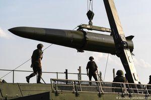 Nổ động cơ tên lửa tại căn cứ quân sự Nga, 8 người thương vong