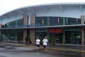 Danh sách chuyến bay đến Phú Quốc bị hủy do mưa lớn, ngập lụt
