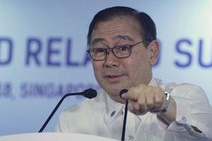Philippines phản đối Trung Quốc đưa tàu vào EEZ nước này