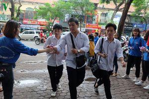 Điểm chuẩn Đại học Hà Nội cao nhất 33,85 điểm