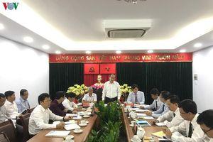 TP HCM tổ chức lại lực lượng thanh tra xây dựng