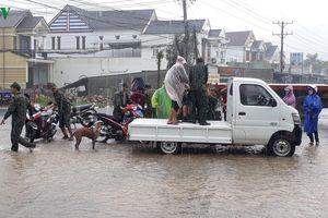 Phú Quốc ngập lụt lịch sử, dồn lực ứng cứu cho người dân